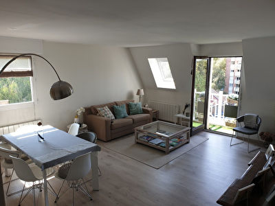 Appartement 92m² 4 pieces